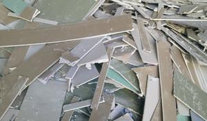 Plaques de plâtre
